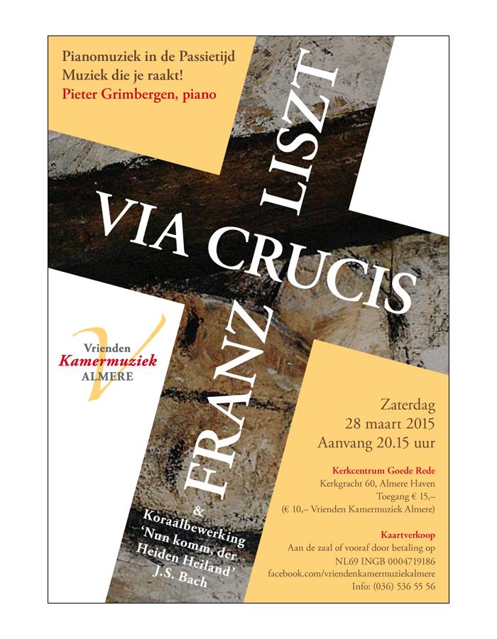 Franz Liszt, Via Crucis
